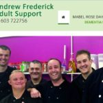 Andrew Frederick Adult Support near Norwich