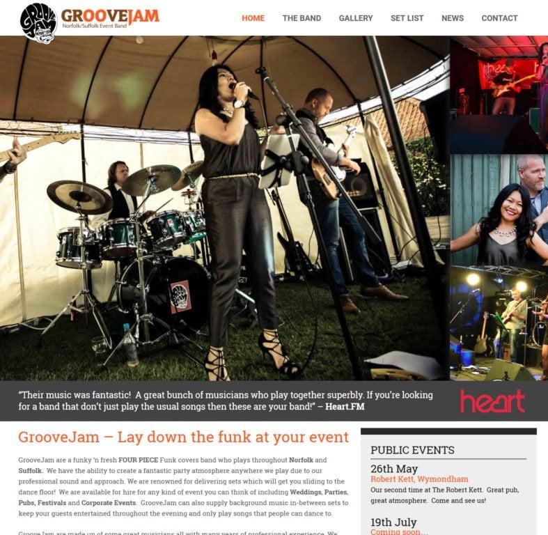 GrooveJam Funk Band