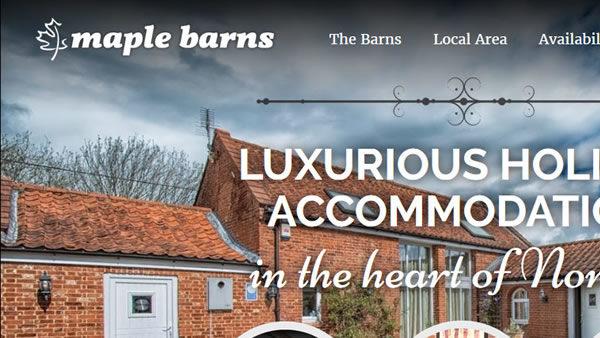 Maple Barns, Swanton Morley – Norfolk