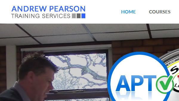 Andrew Pearson Training
