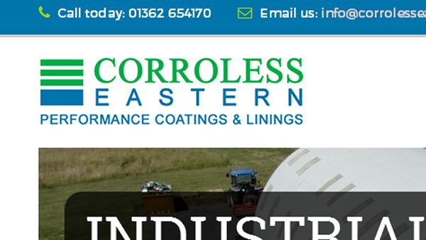 Corroless Eastern In Dereham, Norfolk