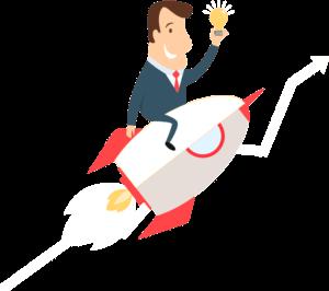 Rocket Man - Rocketing his Norfolk business into successville