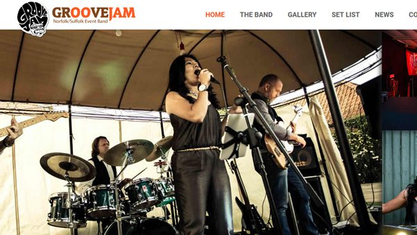 GrooveJam Function Band