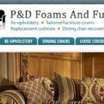 P&D Foams And Furniture
