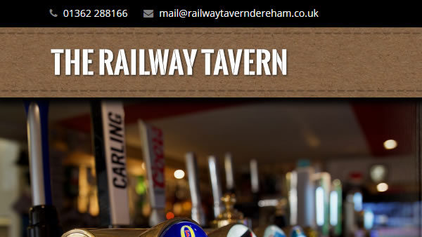 The Railway Tavern – Dereham