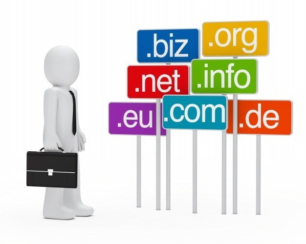choosing a domain name for your website SEO