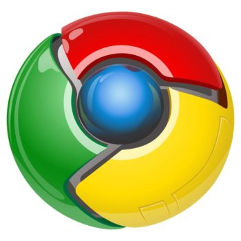 google chrome logo - web designers and seo