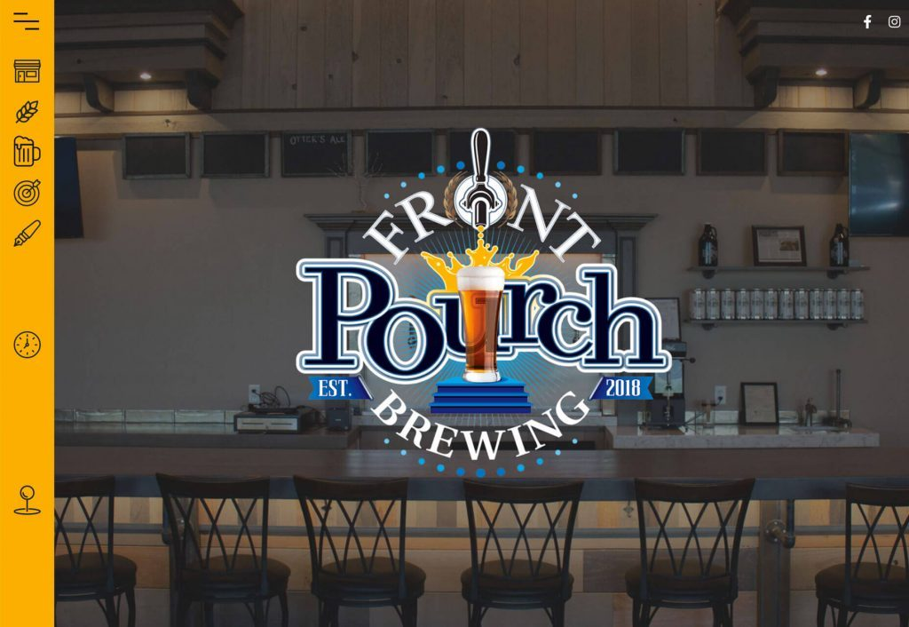 Front Pourch Brewing design